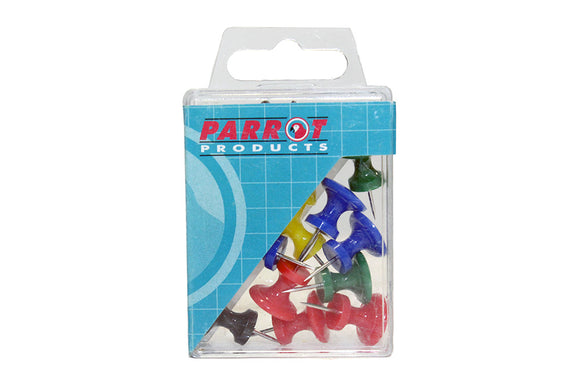 Giant Thumb Tacks Boxed 15 Assorted