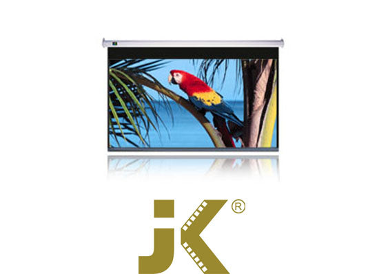 JK Manual Screen 16:9 Aspect Ratio