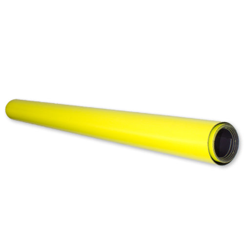 Magnetic Flexible Sheet 1000 610mm Yellow