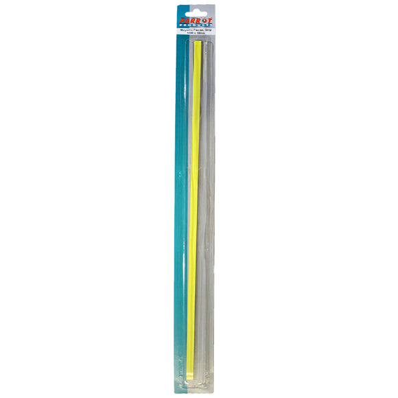 Magnetic Flexible Strips 1000 15mm Yellow
