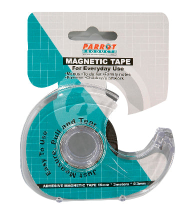 Magnetic Flexible Tape S Adhesive 3m 19mm 0 3mm
