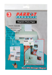 Photo Paper Magnetic Flexible A 4