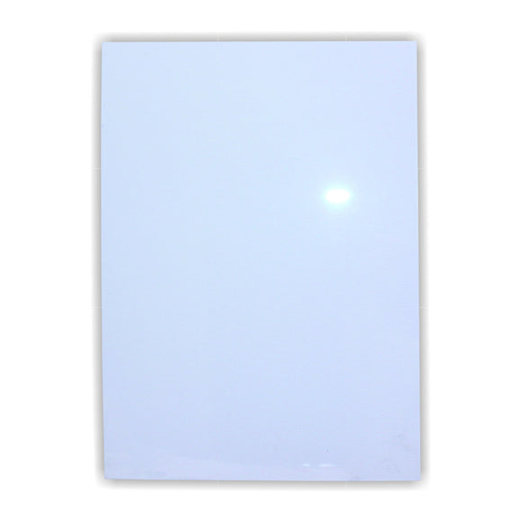 Poster Frame Clear Media Cover 1 2mm A0