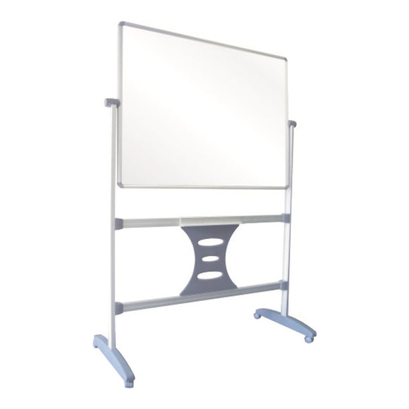 Revolving Magnetic Whiteboard 1200 x 900mm with stand