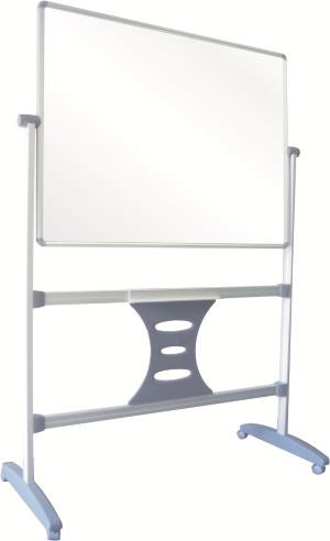 Revolving Magnetic Whiteboard 1800 x 1200mm with stand