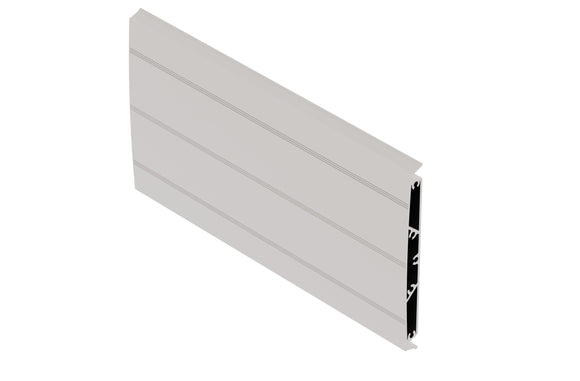 Sign Frame Aluminium Extrusion Composite Panel 120 3600mm