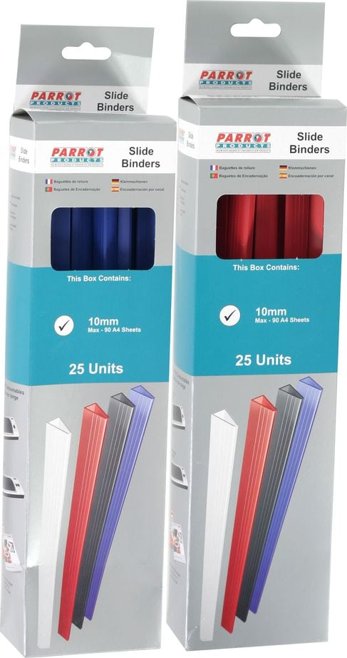 Slide Binder A4 297 X 7mm (25)