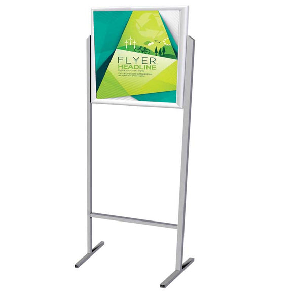 Stand Poster Frame Double Sided A 2 Landscape