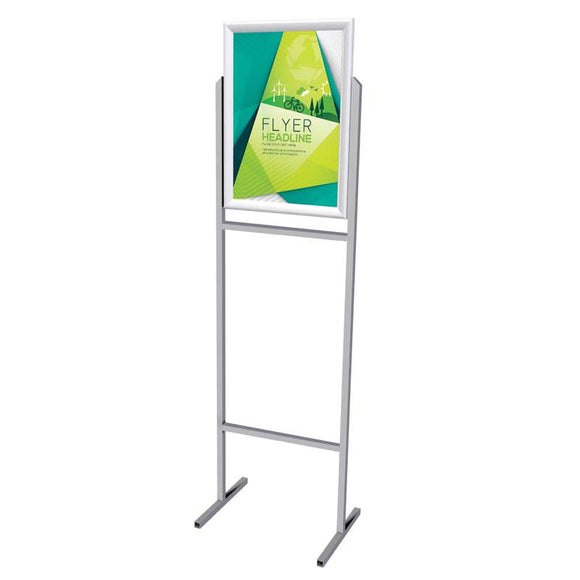 Stand Poster Frame Steel Double Sided A 3