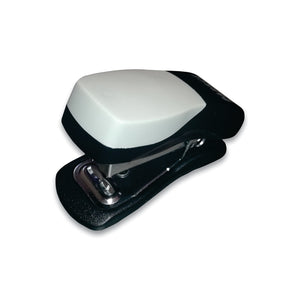 Stapler Plastic Mini Black Single