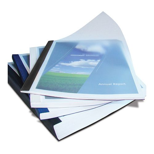Thermal Binding Covers