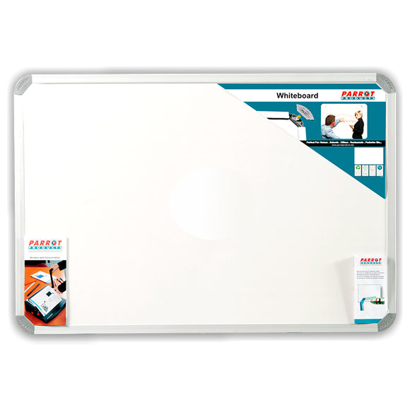 Whiteboard Non Magnetic 1800 1200mm