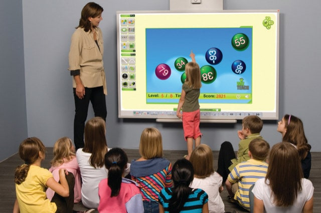 Interactive Whiteboard School