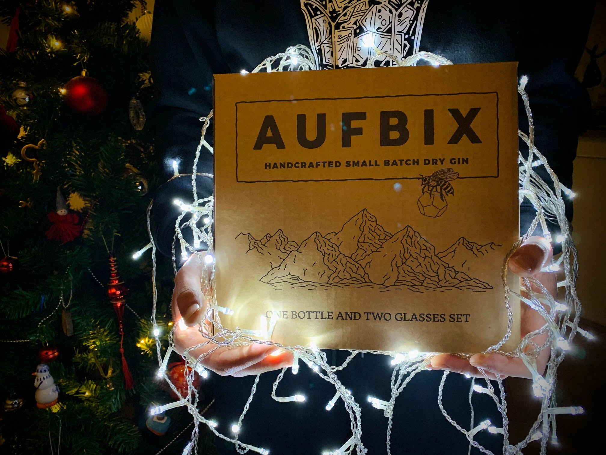 AUFBIX GIFT BOX Winter Limited edition