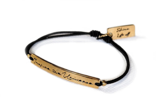 Lift off Bracelet - BLACK