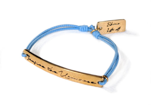 Lift off Bracelet - BLUE