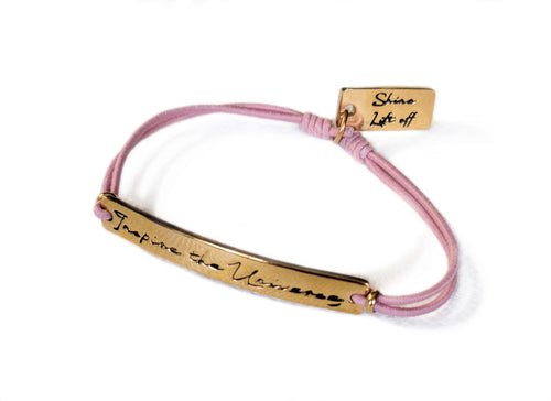 Lift off Bracelet - BLUSH