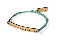Lift off Bracelet - GREEN OCEAN