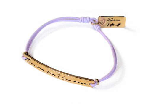 Lift off Bracelet - LAVENDER
