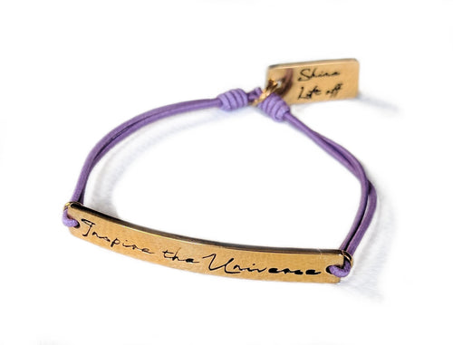 Lift off Bracelet - RICH LAVENDER