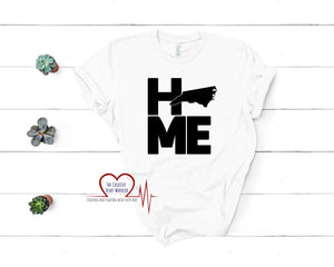 Home State Adult T-Shirt