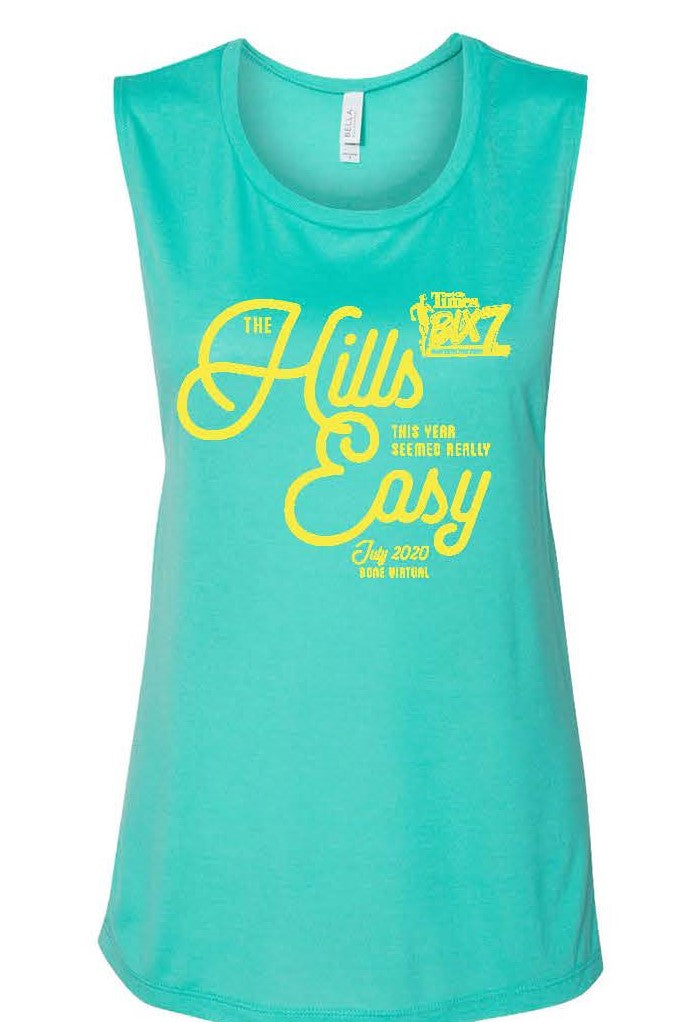 Women's Tank: The Hills This Year Seemed Really Easy