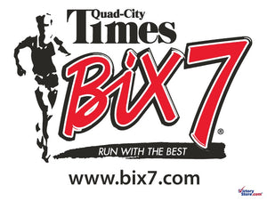 Yard Sign: Bix 7 Runner