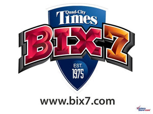 Yard Sign: Bix 7 Shield Logo