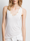Tam Gold Scoop Tank