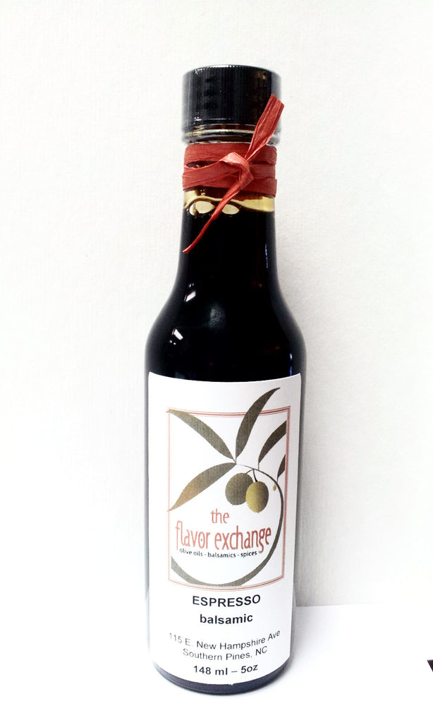 Espresso Balsamic Vinegar 148 ml