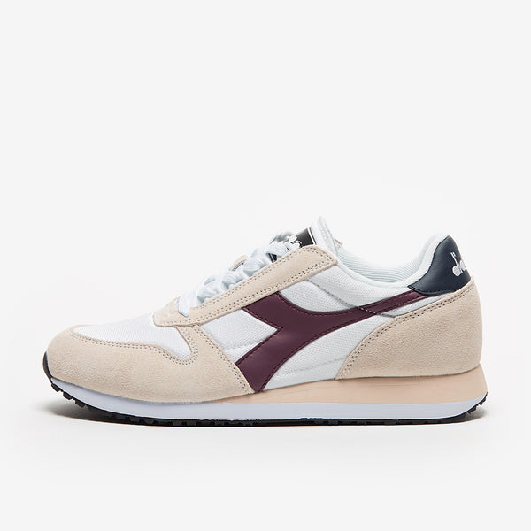 Diadora Caiman White/Advent Violet