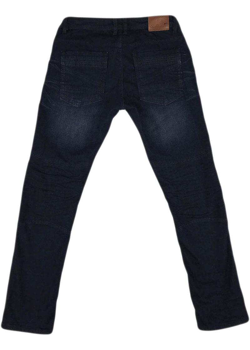 A. Tiziano Dylan Jeans (navy)
