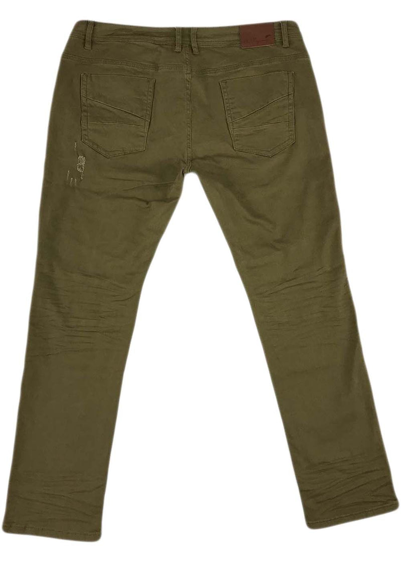 A. Tiziano Marcus Pants (olive)