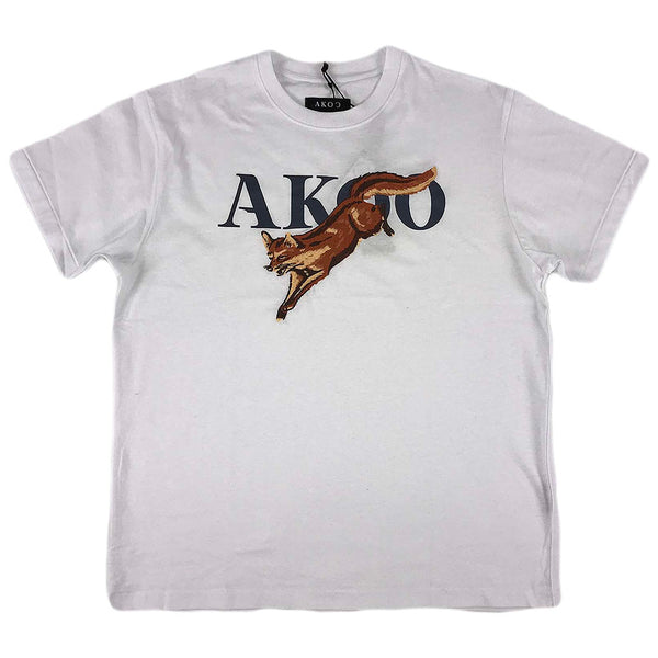Akoo - Renard SS Knit (bleach white)