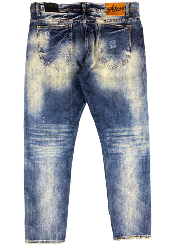 Akoo Vulpini Blue Jean