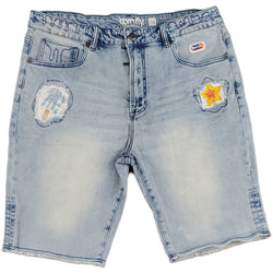 Born Fly Flava Denim Short