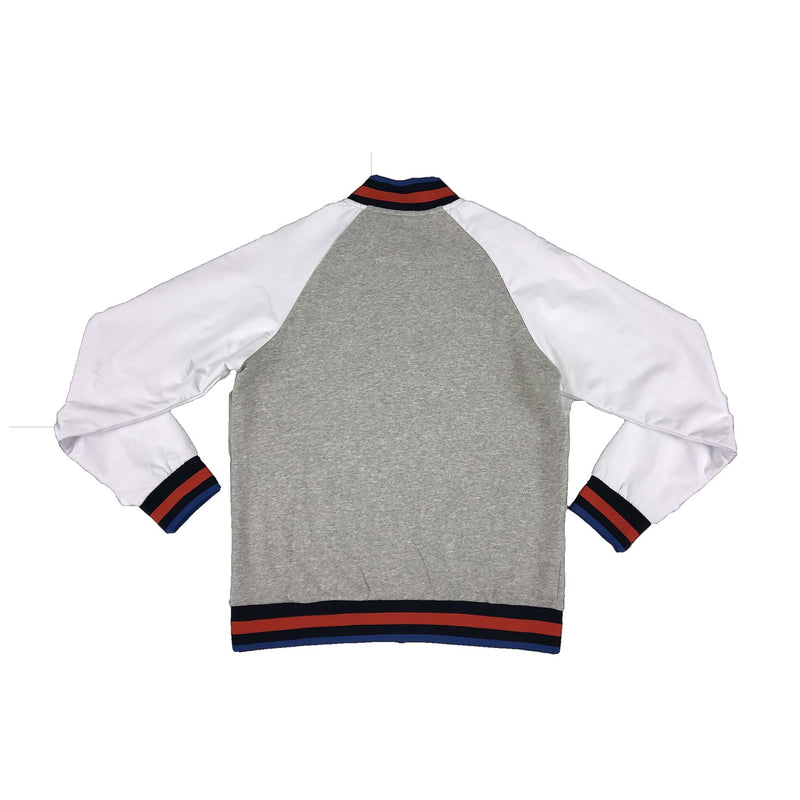 Born Fly Blue Claw Mockneck (heather)