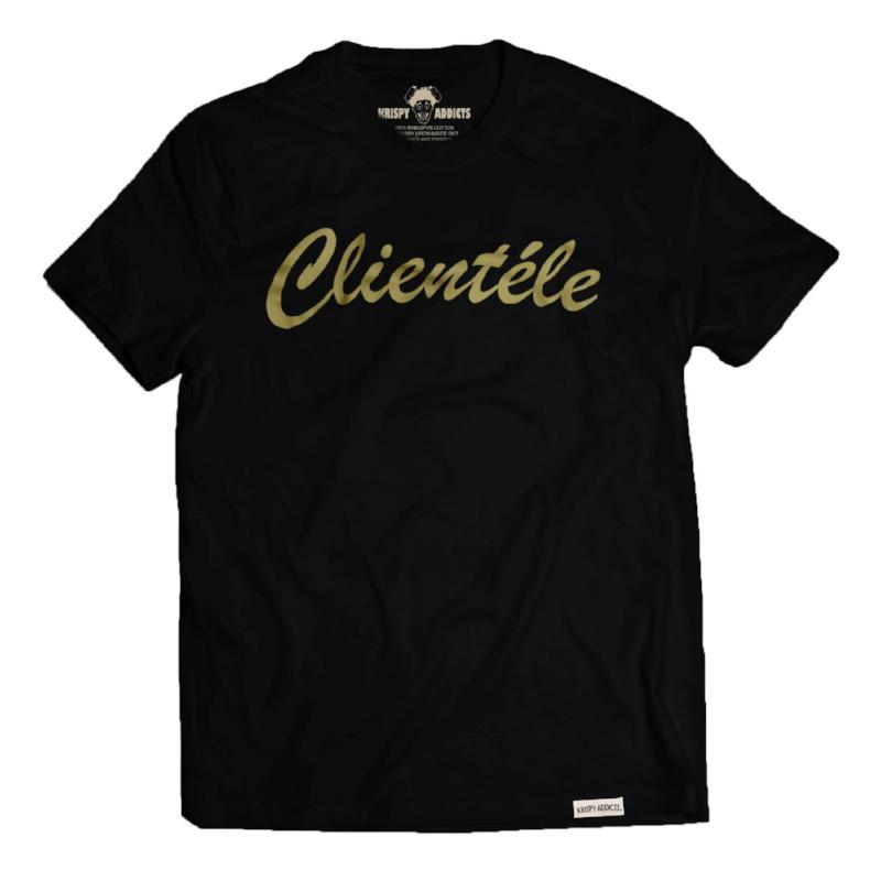 Krispy Addicts Clientele - Black/Gold