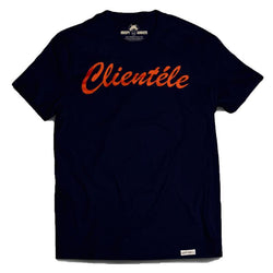Krispy Addicts Clientele - Navy/Orange