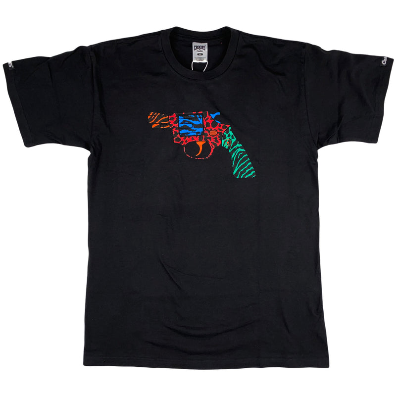 Crooks & Castles - Animal Pistol SS Tee (black)
