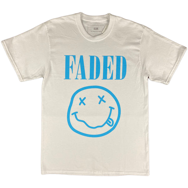 DOPE - Faded Tee (White)