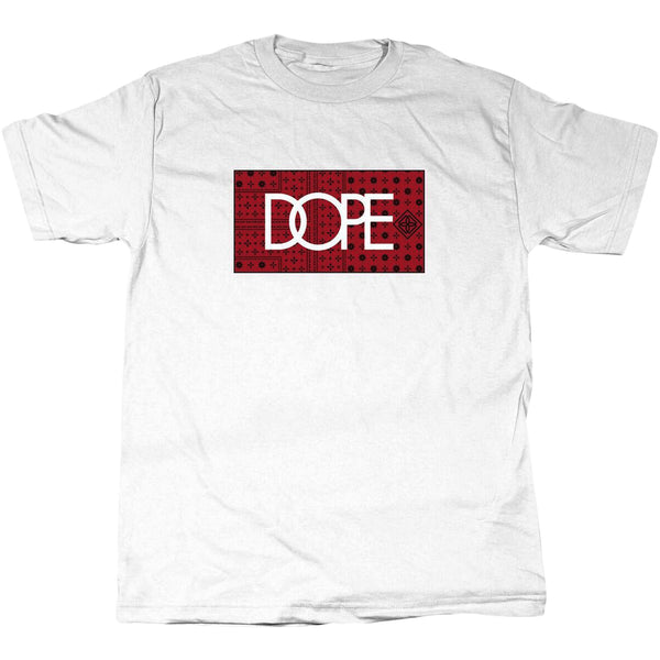 Dope - Blood, Sweat & Tears S/S Tee (white)