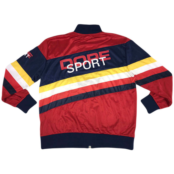 Dope - Pitstop Jacket (red)