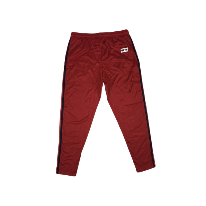 Dope Pitstop Joggers (red)