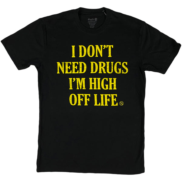 Fly Supply - High Off Life (black)