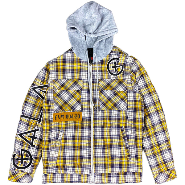 "Gala - ""AWOL"" Fleece Flannel"