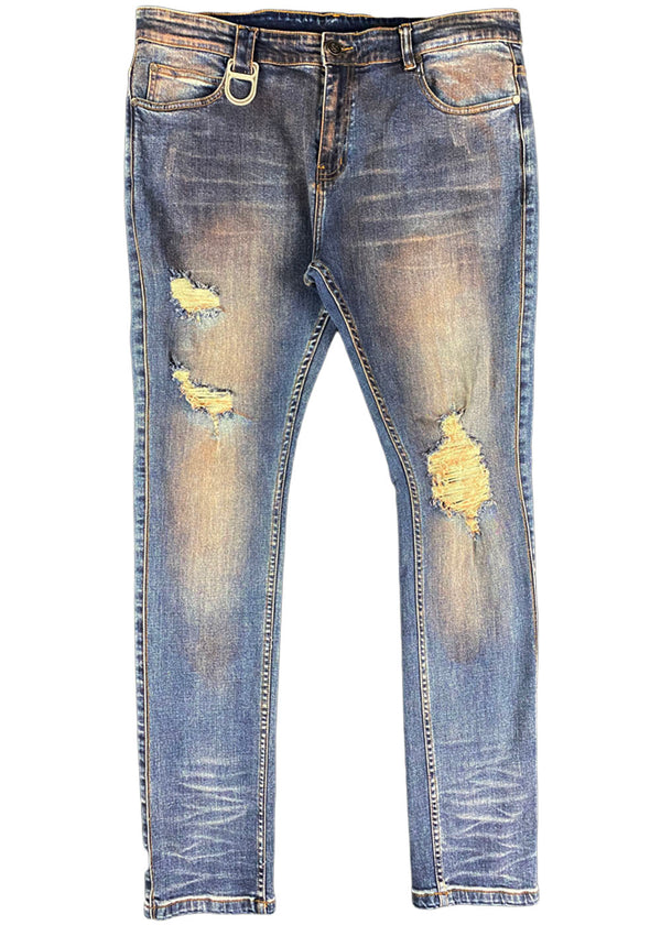 Gala Lansky Denim (copper wash)