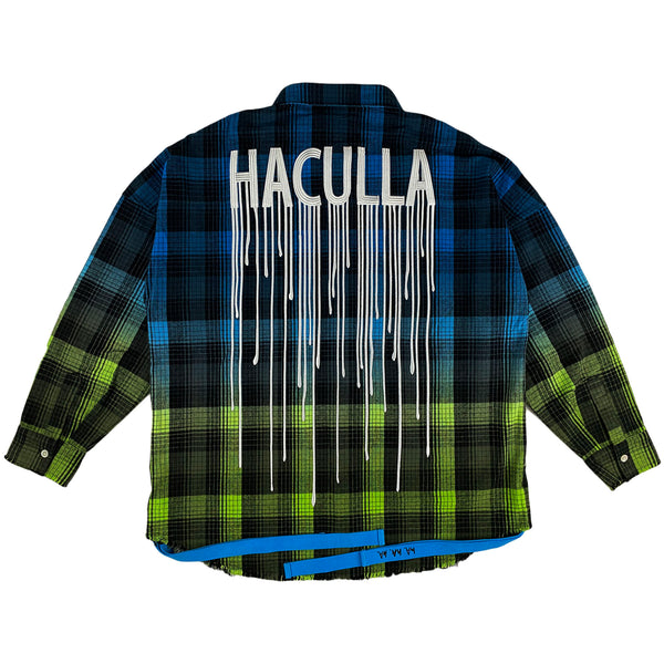 Haculla - Plaid Shirt (blue plaid)