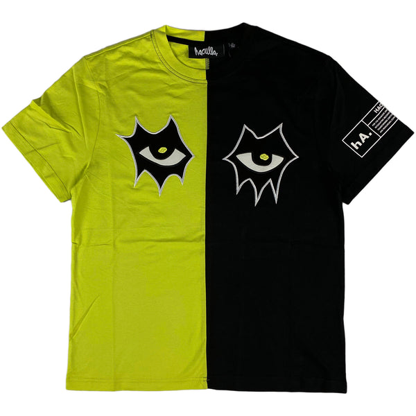 Haculla - Split In Half Signature Eyes Tee