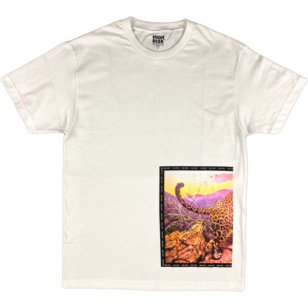High Risk - Nature Game T-shirt (white)